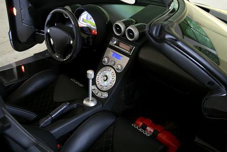 New Car Engine Spesification Koenigsegg Ccx