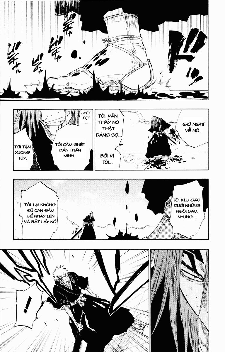 Bleach chapter 98 trang 17