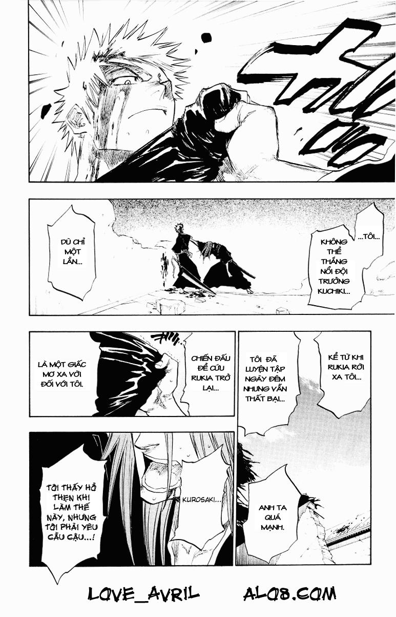 Bleach chapter 98 trang 18