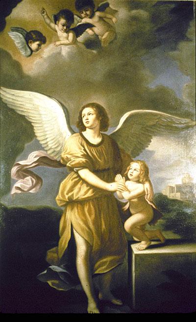 Te Deum laudamus!: Feast of the Holy Guardian Angels