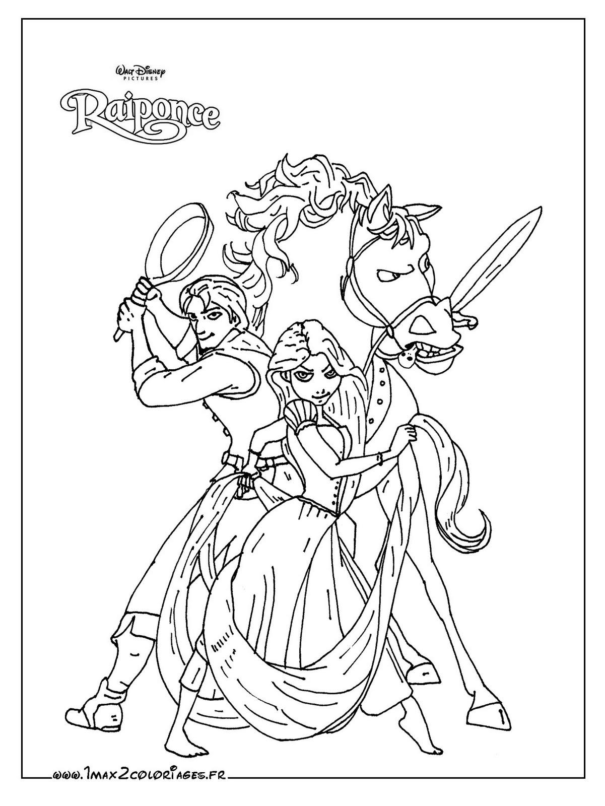 Desenhos Do Filme Da Disney Rapunzel Desenhos