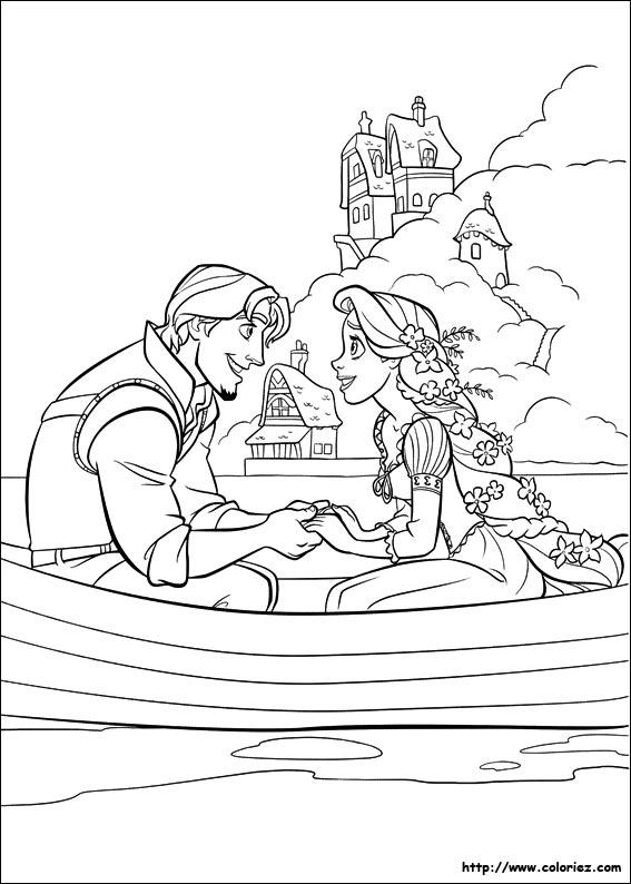 Princesa Rapunzel Da Disney Para Colorir Desenhos E Riscos