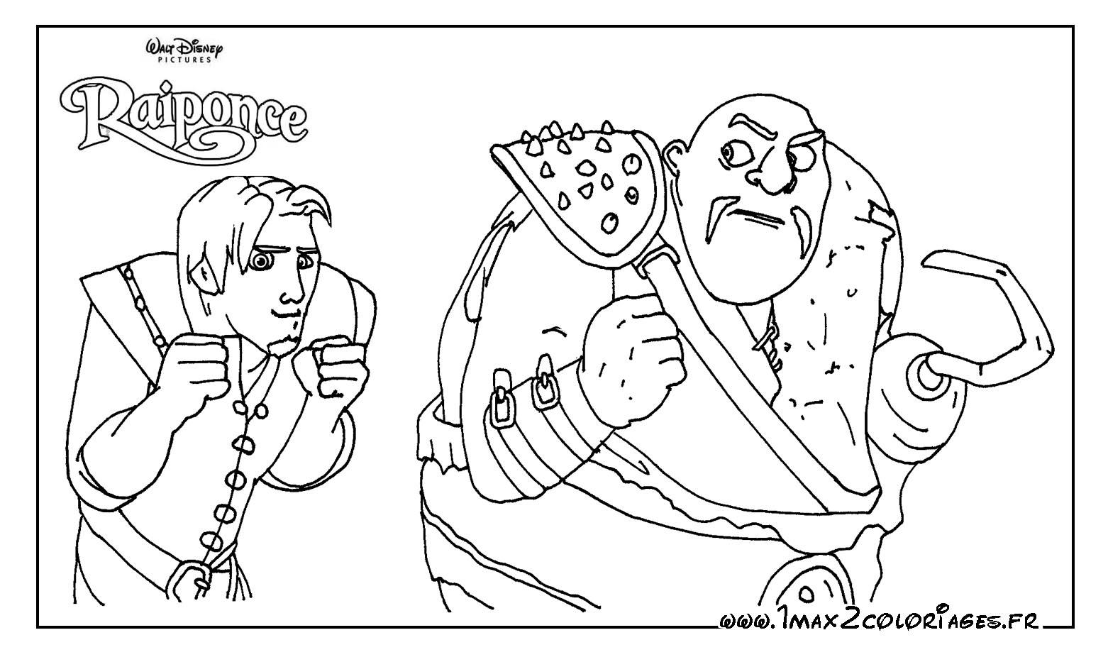 Desenho Da Rapunzel Para Pintar Desenhos Preto E Branco