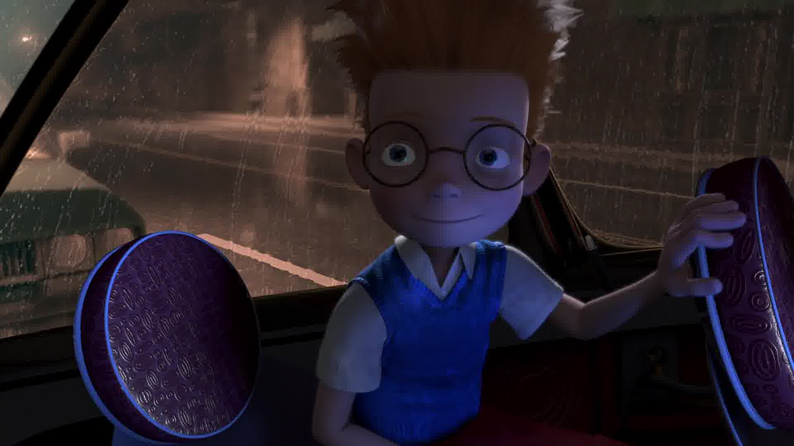 meet the robinsons ending scene age
