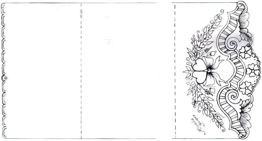Открытки для принтера