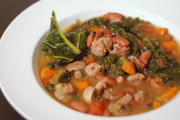 America S Test Kitchen Tuscan Bean Soup