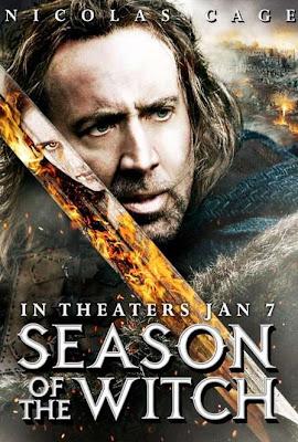 "seasonofthewitchnuevoposter - Nuevo poster y trailer ""Season of the Witch"", xq ahora si se estrena."