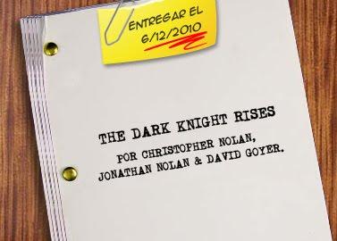 imagen noticia guionbats - Rumor!!! El guión The Dark Knight Rises listo.
