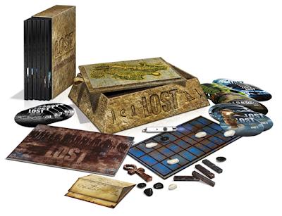 Lost the complete collection colecci%25C3%25B3n completa box set - Edición de coleccionista de Lost.