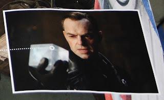 cosmic cube%25281%2529 - Primera foto de Red Skull y el cubo cósmico, de Capitán América.