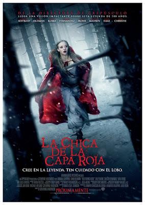 """163710 170172823026941 160431937334363 388444 6446566 n - Póster en español y trailer subtitulado de """"La chica de la Capa Roja"""""""