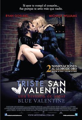 Noticia Poster TristeSanValentinL - Póster en español de Triste San Valentín.