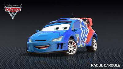 hr Cars 2 22 - Nuevo personaje de Cars 2