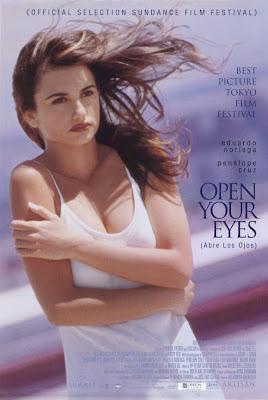 open your eyes abre los ojos movie poster 1020204490 - Personajes del Cine - Philip K. Dick