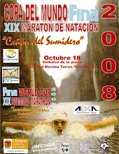 FINA World Cup Open Water Grand Prix - Mexico 2008