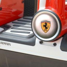 Brand new Ferrari just for €8500 !!!
