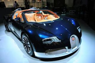 Bugatti Veyron Super Sport: + 200 horses
