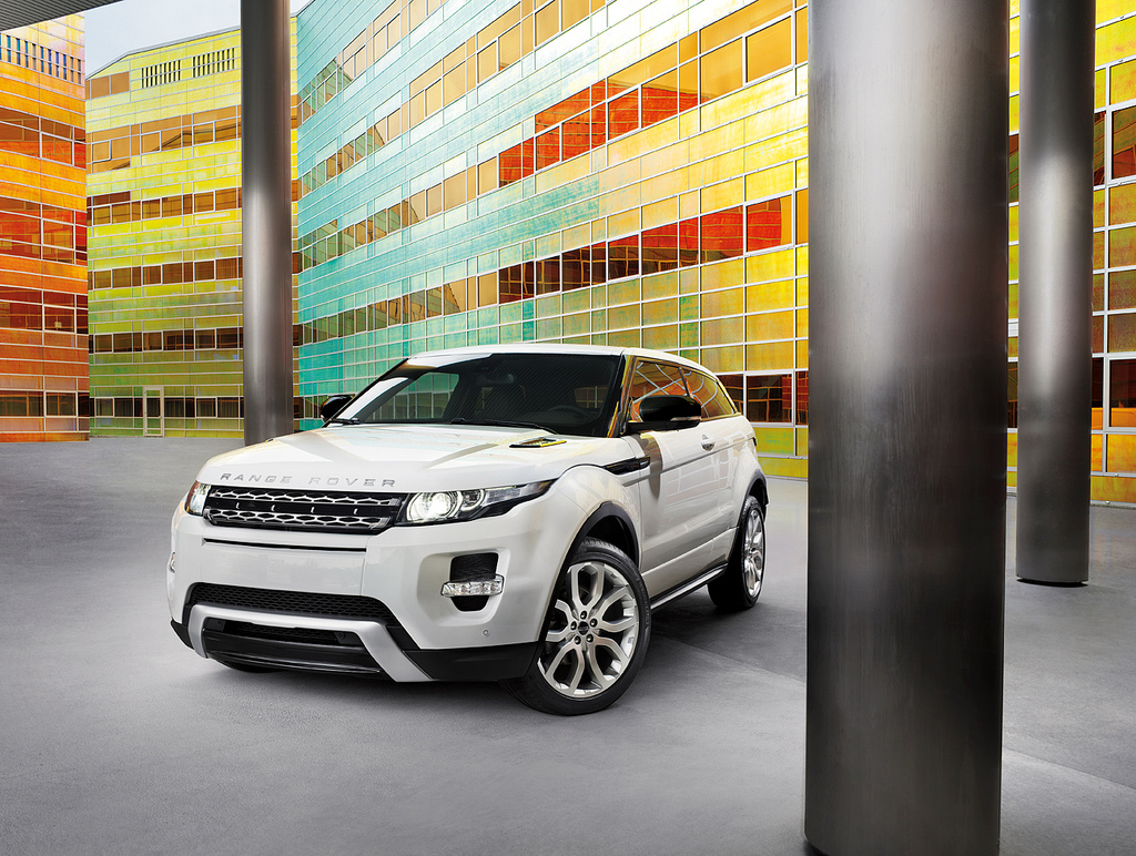 Lux Cars: How to pronounce Range Rover Evoque?