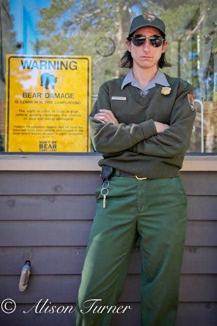Yosemite Park Ranger Lady Park Rangers Pinterest Park and - park ranger resume