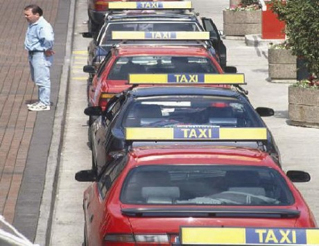 College Cabs Pullman >> Grand Canal Hotel: DUBLIN TAXIS RULE - APPARENTLY