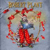 Robert Plant, caratula de Band of Joy