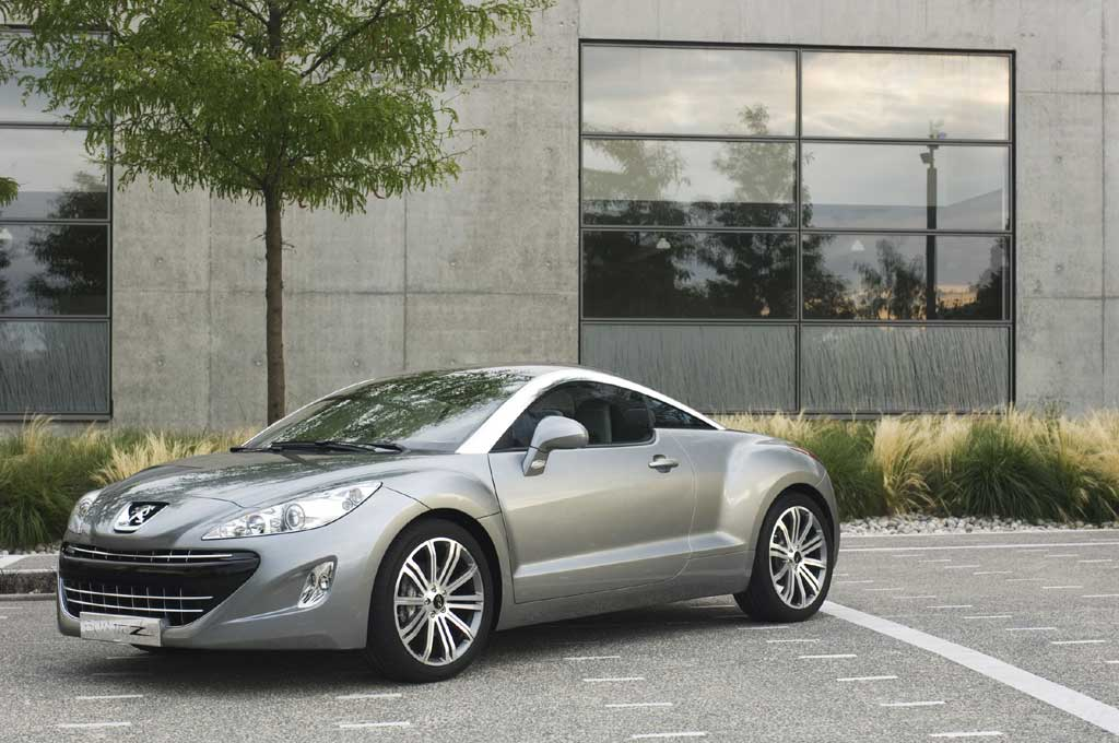 new ganeration of peugeot 308 rcz new cars tuning specs photos prices. Black Bedroom Furniture Sets. Home Design Ideas