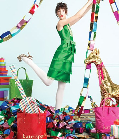 Kate Spade, Bright colors, New York, Stripes, Kate, Spade, Jack Spade, Christmas, Jack, Cards, holidays, wrapping, gifts, advertisements