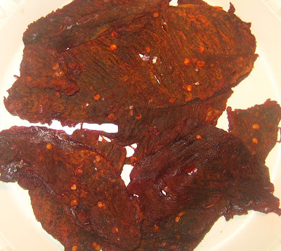 Golden Island Beef Jerky - Chili Lime