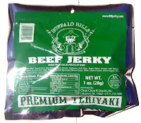 Buffalo Bills Beef Jerky - Premium Teriyaki