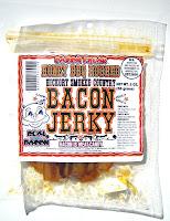 Bacon Freak - Bacon Jerky - Honey BBQ Rubbed