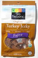 Whole Foods Market 365 Organic - Turkey Jerky - Fajita