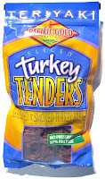 Pacific Gold - Turkey Tenders - Teriyaki
