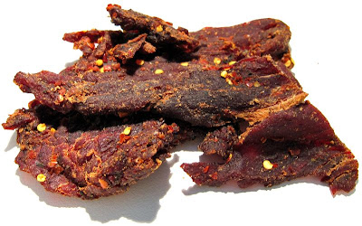 how to make low sodium beef jerky