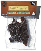 North Prairie Signature Bison Jerky - Original