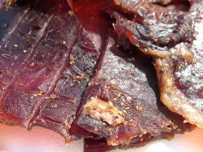 old fashion style jerky