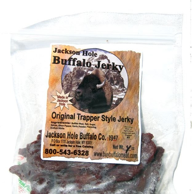 Jackson Hole Buffalo Jerky - Original ~ Beef Jerky Reviews
