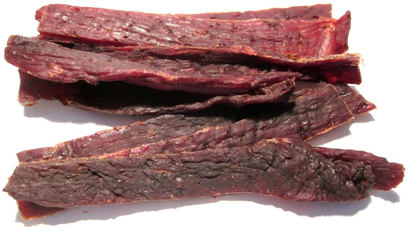 Luther's Smokehouse Beef Jerky - Teriyaki ~ Beef Jerky Reviews