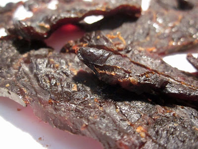 mild habanero jerky