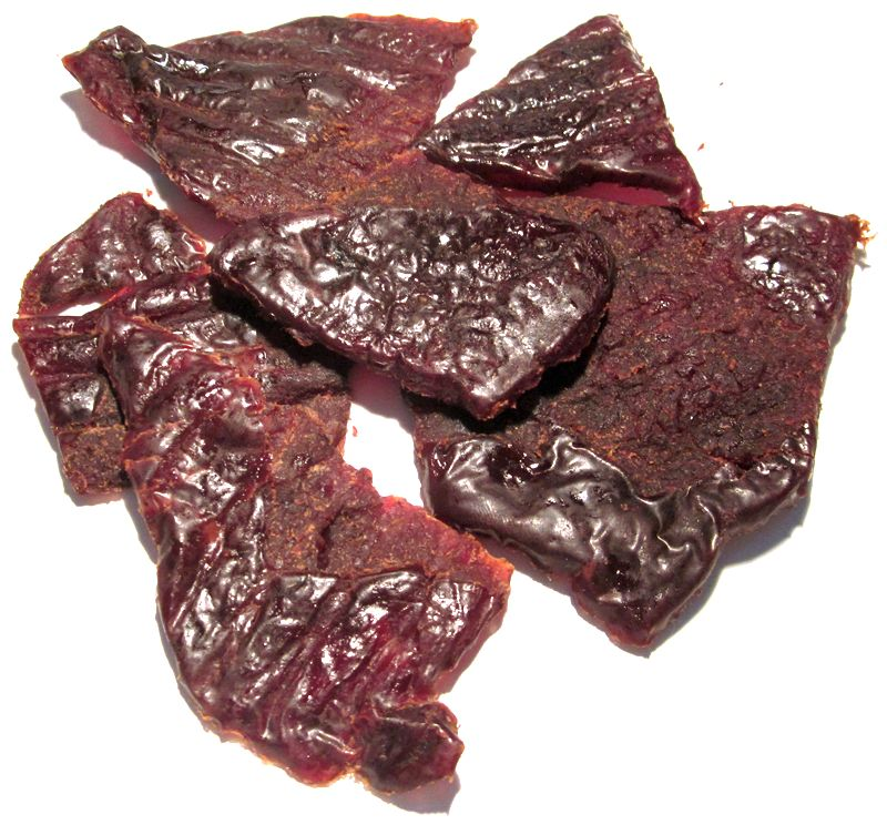 Longview Beef Jerky - Teriyaki ~ Beef Jerky Reviews