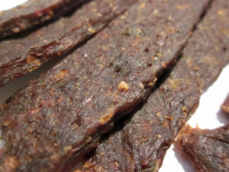 Luther's Smokehouse - Pemmican Style Beef Jerky - Jalapeno ...
