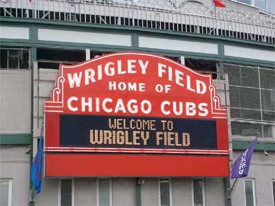 Wrigley Field World S Largest Gay Bar 103