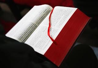 Impresión de la Biblia en Chima