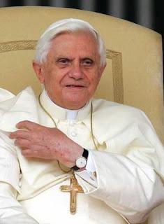Benedicto XVI dice no existe purgatorio