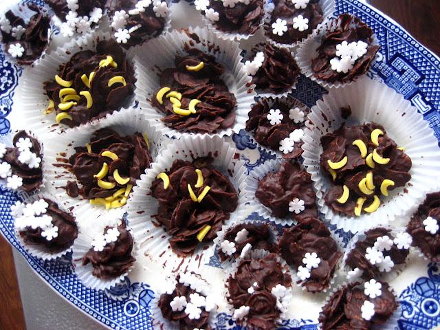 receptenverzameling : chocoladerecepten