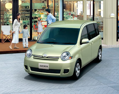 Toyota Parallel Import Cars Toyota Sienta