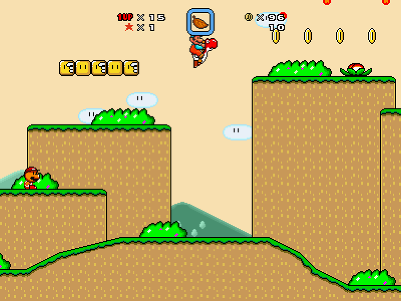 Grizzly Pixel: Review: Super Mario Bros  X
