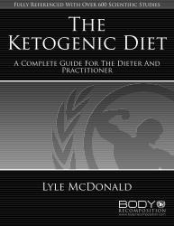 The Ketogenic Diet — Book Cover