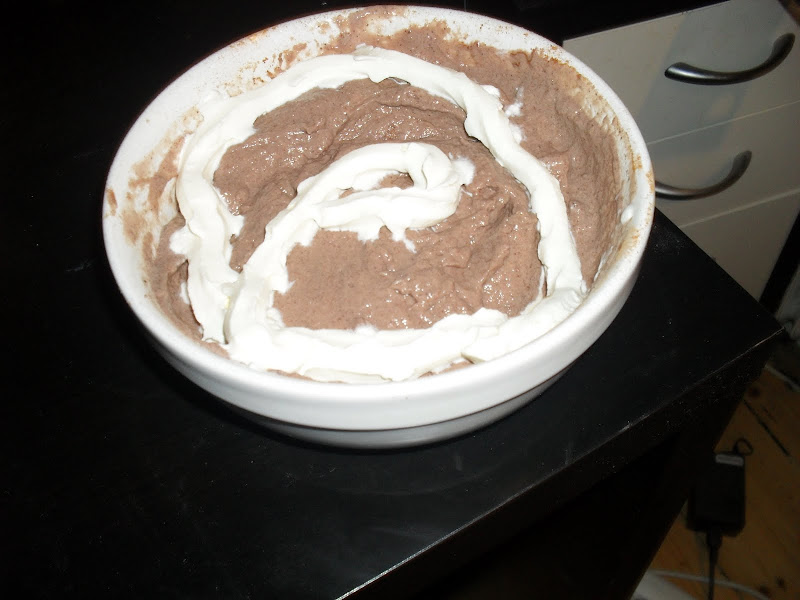 Bowl of Protein Pudding