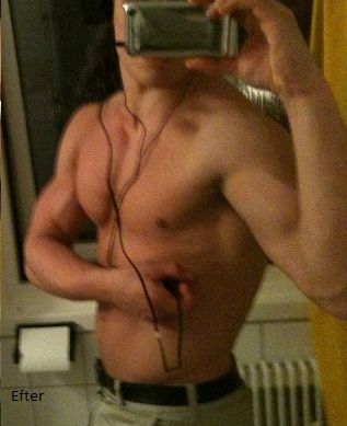 Petter — Before Leangains Picture