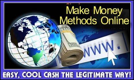 Make Money Methods Online